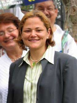 Photo of Councilwoman Melissa Mark-Viverito