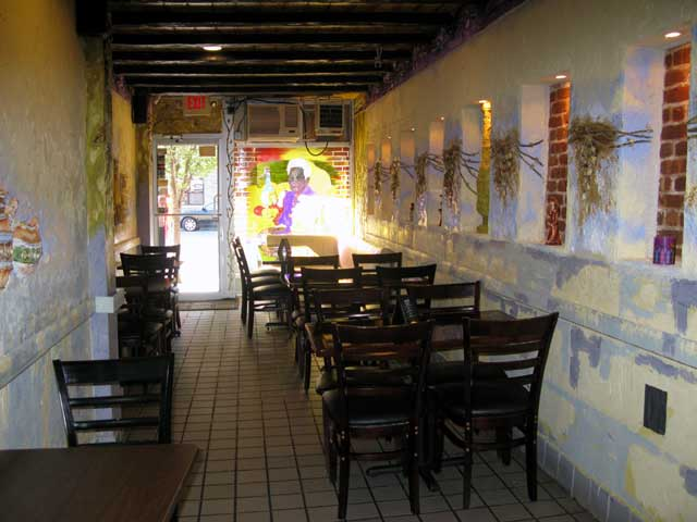 Photo of the Inside of Rancho Mi Abuelita Restaurant Lounge