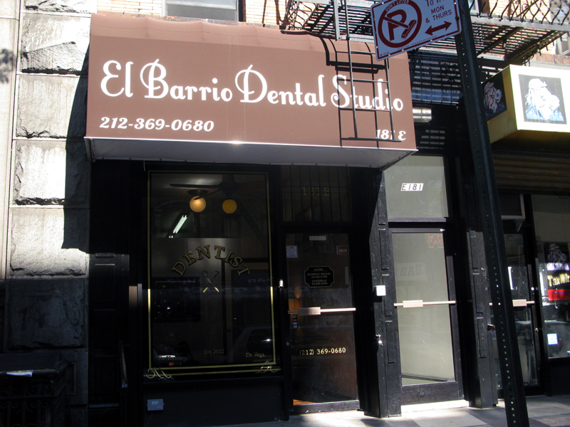 Photo of the Outside of El Barrio Dental Studio