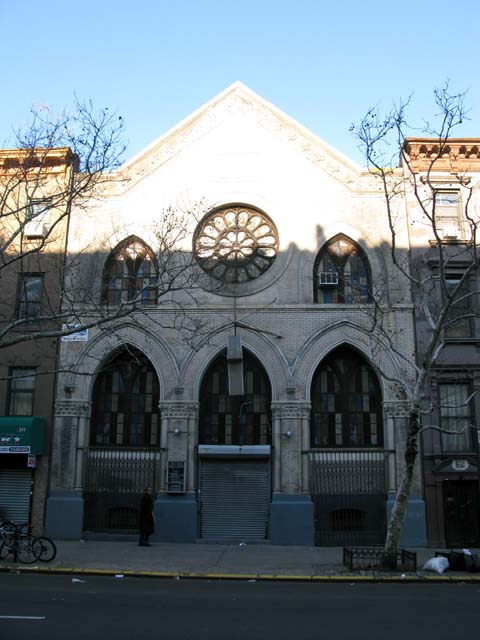 Photo of the Chruch building