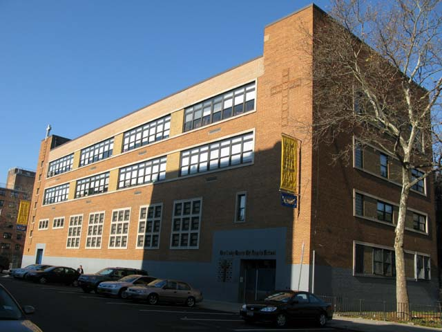 Photo of the school building