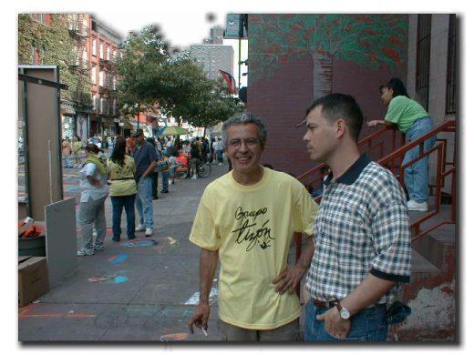 Picture of Festival Organizer, Jose Morales